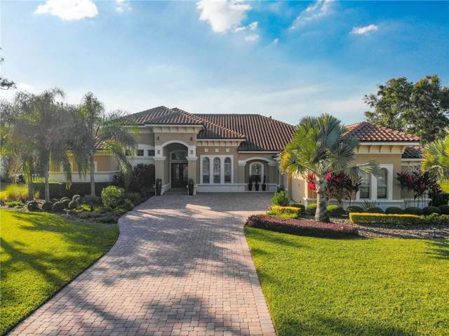 7405 Bella Foresta Place, Sanford, FL 32771 (MLS #O5829933) :: Keller Williams on the Water/Sarasota