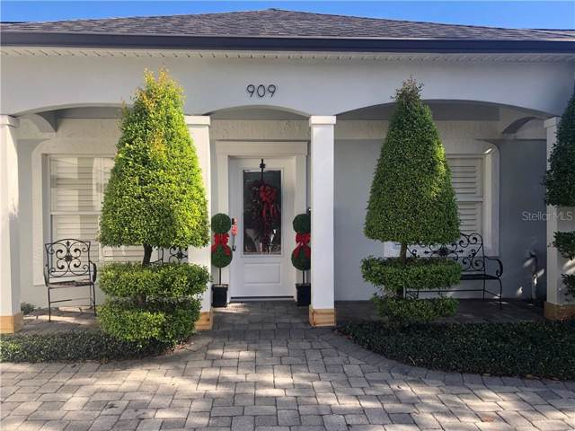 909 Thunder Trail, Maitland, FL 32751 (MLS #O5830066) :: Griffin Group