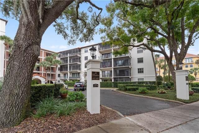 102 S Interlachen Avenue #509, Winter Park, FL 32789 (MLS #O5830098) :: Baird Realty Group
