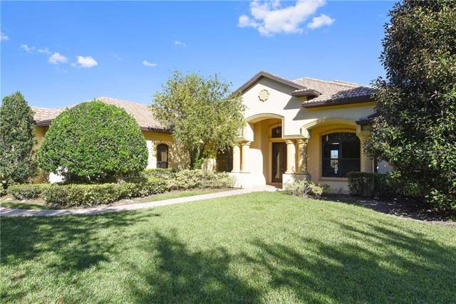 12675 Hawkstone Drive, Windermere, FL 34786 (MLS #O5830189) :: Team Bohannon Keller Williams, Tampa Properties