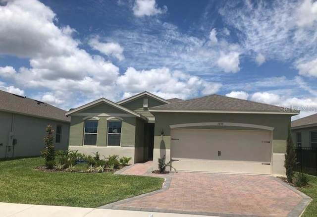 3699 Beautyberry Way, Clermont, FL 34711 (MLS #O5830604) :: Team Bohannon Keller Williams, Tampa Properties