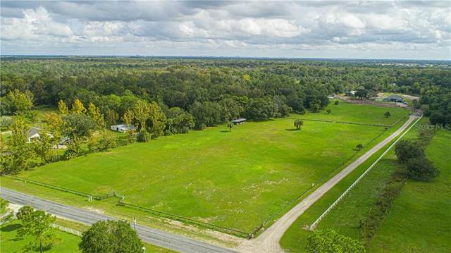 LOT 15 Parcel A S Goodman Road, Kissimmee, FL 34747 (MLS #O5831476) :: Delgado Home Team at Keller Williams