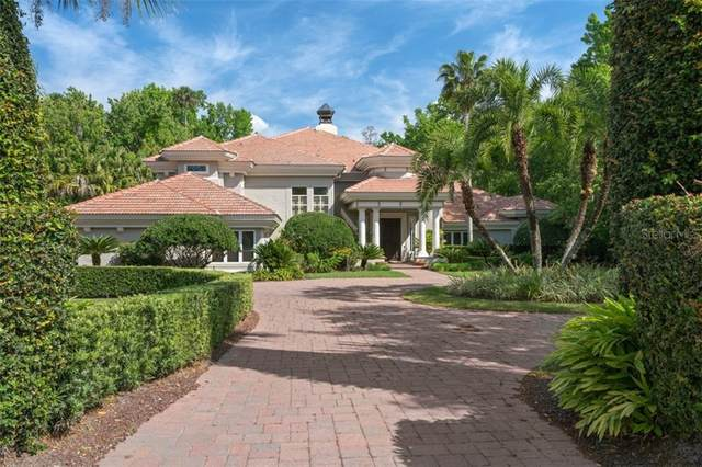 1648 Bridgewater Drive, Lake Mary, FL 32746 (MLS #O5834198) :: Premium Properties Real Estate Services