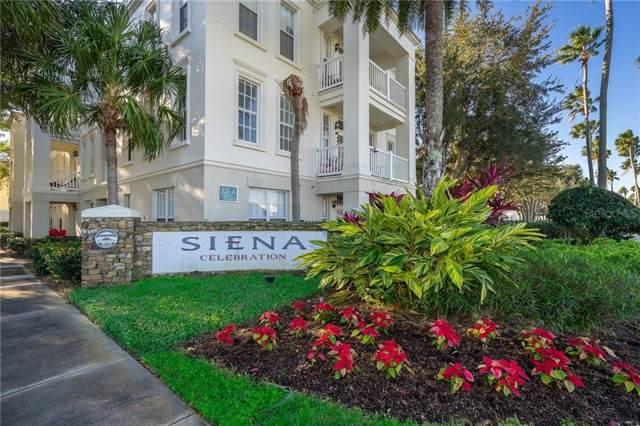 1020 Siena Park Boulevard W #201, Celebration, FL 34747 (MLS #O5834564) :: Kendrick Realty Inc