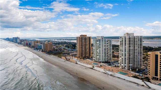 3047 S Atlantic Avenue #606, Daytona Beach Shores, FL 32118 (MLS #O5835434) :: Lockhart & Walseth Team, Realtors