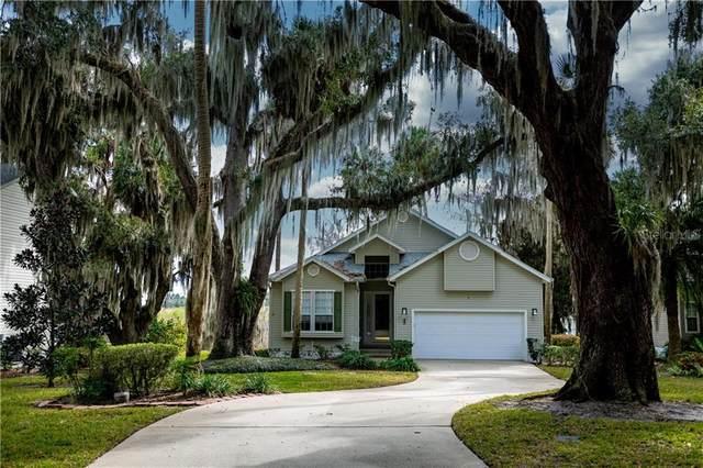 203 River Village Drive, Debary, FL 32713 (MLS #O5835512) :: Team Bohannon Keller Williams, Tampa Properties