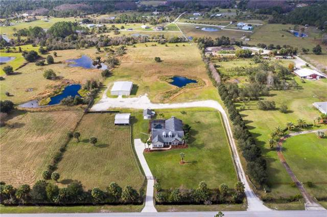 671 Lemon Bluff Road, Osteen, FL 32764 (MLS #O5835571) :: Griffin Group