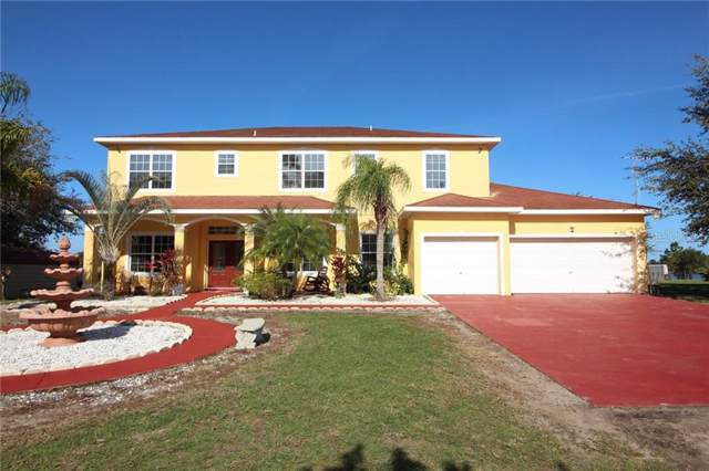 510 Dads Wayout, Osteen, FL 32764 (MLS #O5835692) :: Team Bohannon Keller Williams, Tampa Properties