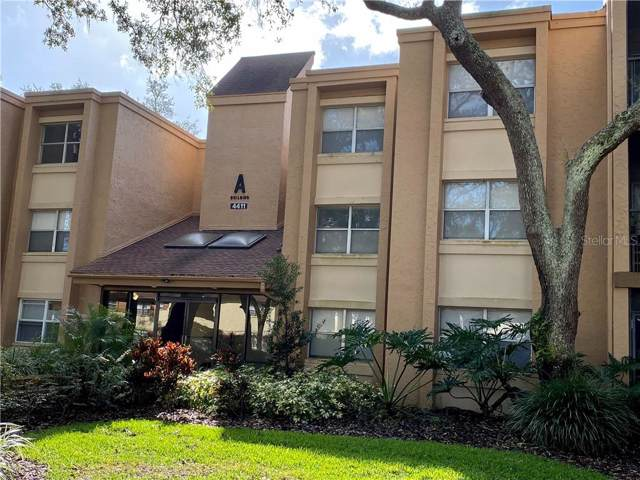 4411 Shady Terrace Lane #111, Tampa, FL 33613 (MLS #O5835852) :: Griffin Group