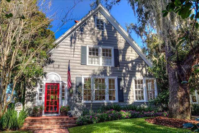 625 Hillcrest Street, Orlando, FL 32803 (MLS #O5836047) :: Zarghami Group