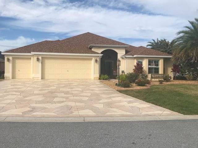 2077 Vickers Place, The Villages, FL 32163 (MLS #O5837199) :: Armel Real Estate
