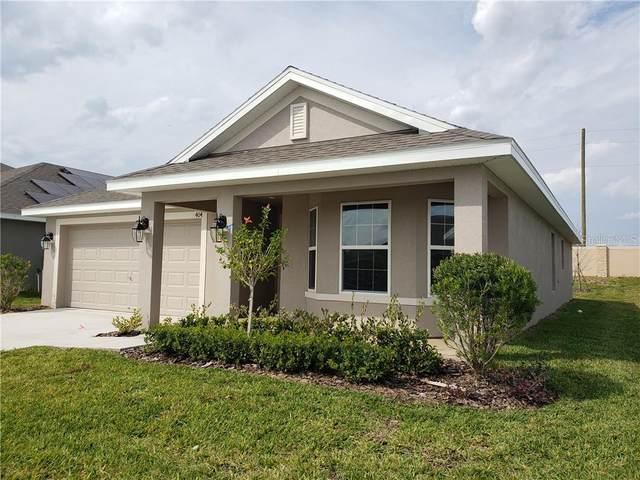 164 Bergamot Loop, Davenport, FL 33837 (MLS #O5837247) :: Cartwright Realty