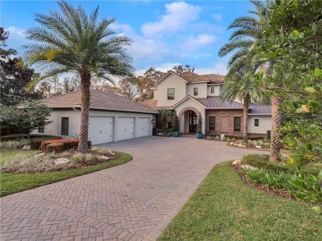 1303 Azalea Lane, Maitland, FL 32751 (MLS #O5837639) :: Cartwright Realty