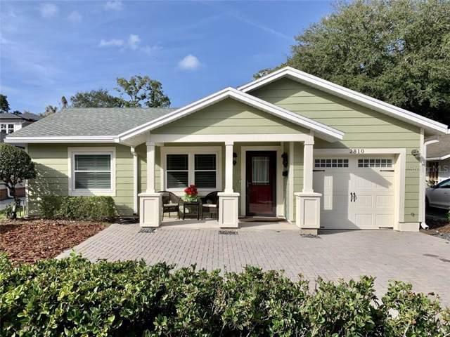 2810 Harrison Avenue, Orlando, FL 32804 (MLS #O5837773) :: Team Bohannon Keller Williams, Tampa Properties
