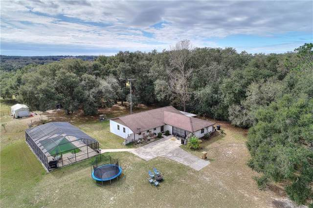 3130 Marion County Road, Weirsdale, FL 32195 (MLS #O5838409) :: Team Bohannon Keller Williams, Tampa Properties