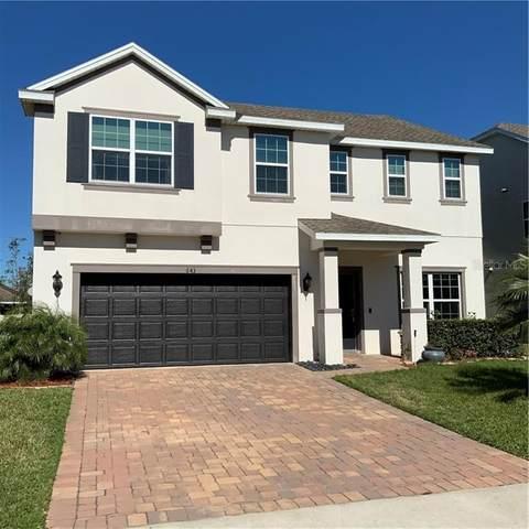 643 Egret Place Drive, Winter Garden, FL 34787 (MLS #O5838806) :: Cartwright Realty