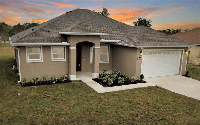 1858 N Merrick Dr, Deltona, FL 32738 (MLS #O5838996) :: Cartwright Realty