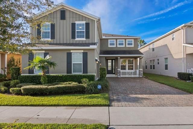 14644 Spotted Sandpiper Boulevard, Winter Garden, FL 34787 (MLS #O5840187) :: The Duncan Duo Team