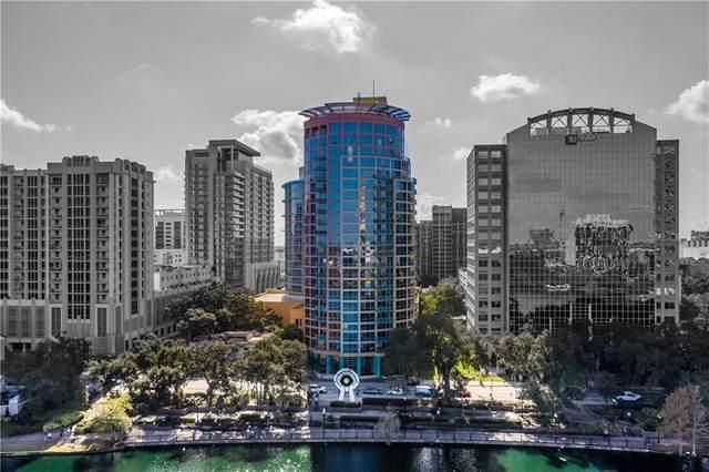 322 E Central Boulevard #1803, Orlando, FL 32801 (MLS #O5844112) :: Rabell Realty Group