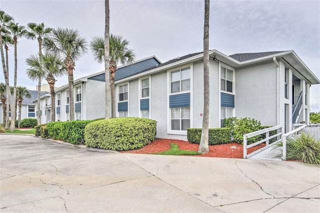 4860 S Atlantic Avenue #2060, New Smyrna Beach, FL 32169 (MLS #O5844172) :: The Light Team