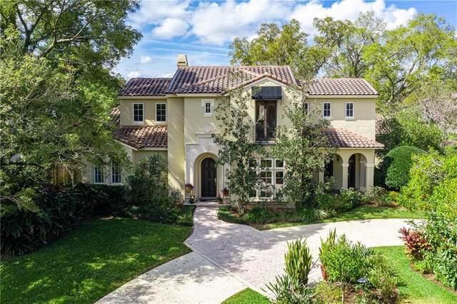 2351 Via Tuscany, Winter Park, FL 32789 (MLS #O5844861) :: Cartwright Realty
