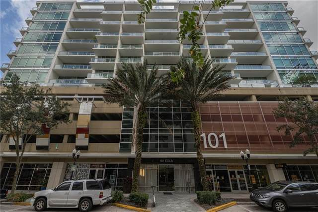 101 S Eola Drive #801, Orlando, FL 32801 (MLS #O5845786) :: Rabell Realty Group