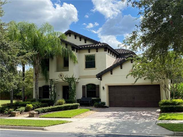 764 Stephens Pass Cove, Lake Mary, FL 32746 (MLS #O5847925) :: Bustamante Real Estate