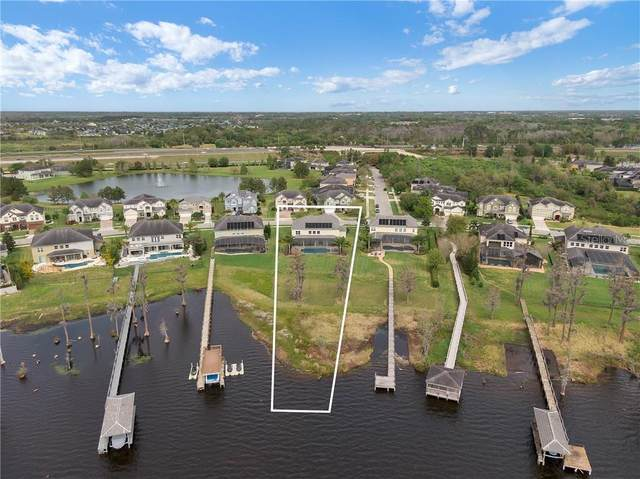 1917 Lake Roberts Landing Drive, Winter Garden, FL 34787 (MLS #O5849137) :: Florida Real Estate Sellers at Keller Williams Realty
