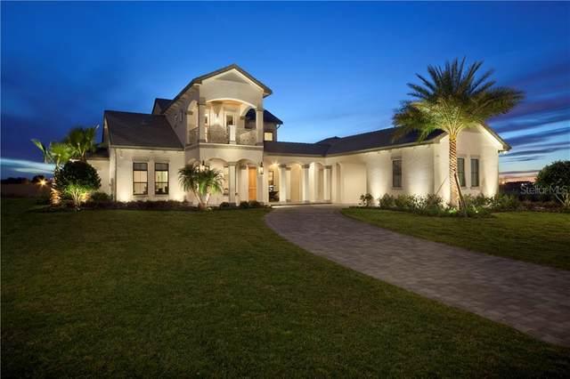 11448 Waterstone Loop Drive, Windermere, FL 34786 (MLS #O5850154) :: Bustamante Real Estate