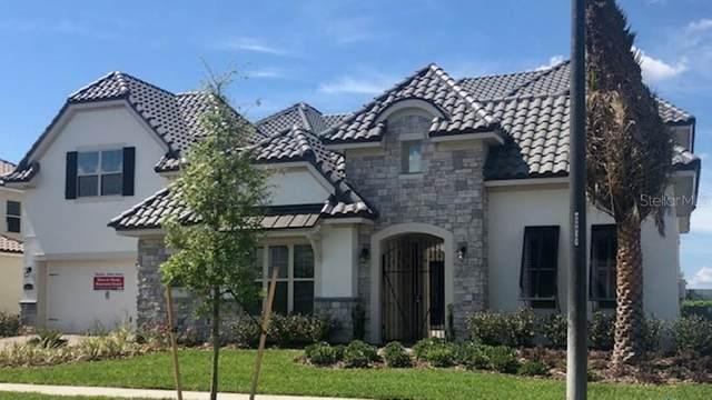 2518 Diamond Ridge Court, Orlando, FL 32835 (MLS #O5850199) :: Key Classic Realty