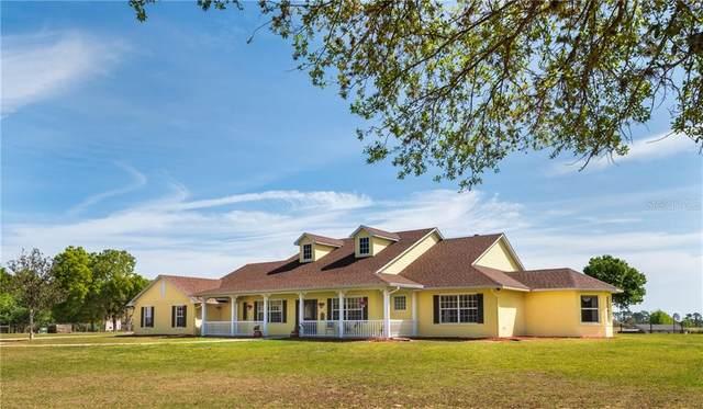 36432 N Thrill Hill Road, Eustis, FL 32736 (MLS #O5850223) :: Team Bohannon Keller Williams, Tampa Properties