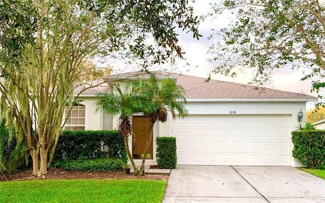 1038 Portmoor Way, Winter Garden, FL 34787 (MLS #O5850955) :: Bustamante Real Estate