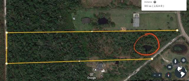3750 Balsam Court, Ormond Beach, FL 32174 (MLS #O5851402) :: Florida Life Real Estate Group