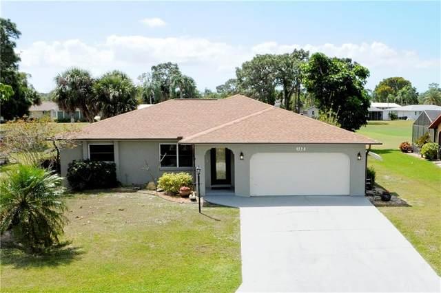 152 Caddy Road, Rotonda West, FL 33947 (MLS #O5852407) :: The A Team of Charles Rutenberg Realty