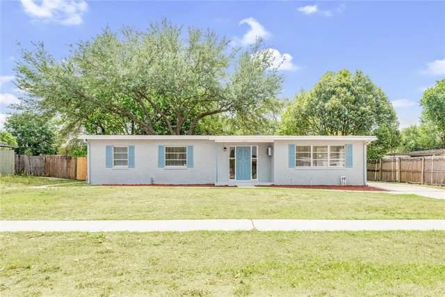 2281 Flamingo Avenue, Deltona, FL 32738 (MLS #O5853632) :: Premium Properties Real Estate Services