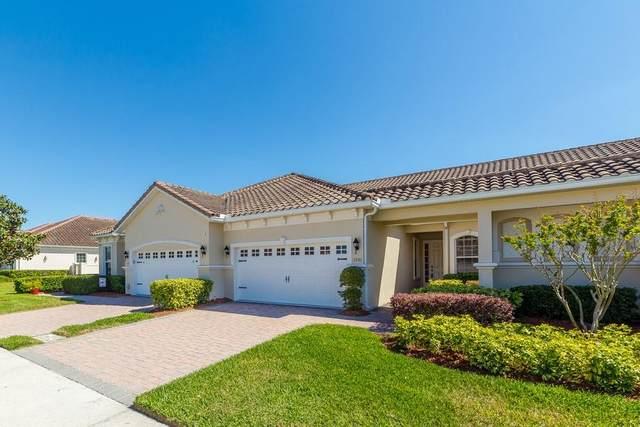 2430 Painter Lane, Kissimmee, FL 34741 (MLS #O5855606) :: Gate Arty & the Group - Keller Williams Realty Smart