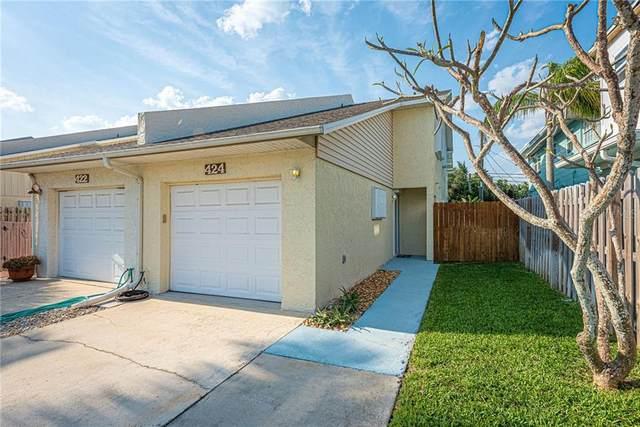 424 Harrison Avenue, Cape Canaveral, FL 32920 (MLS #O5857703) :: Heart & Home Group