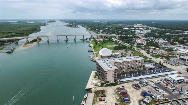 101 N Riverside Drive #6100, New Smyrna Beach, FL 32168 (MLS #O5858433) :: Florida Life Real Estate Group