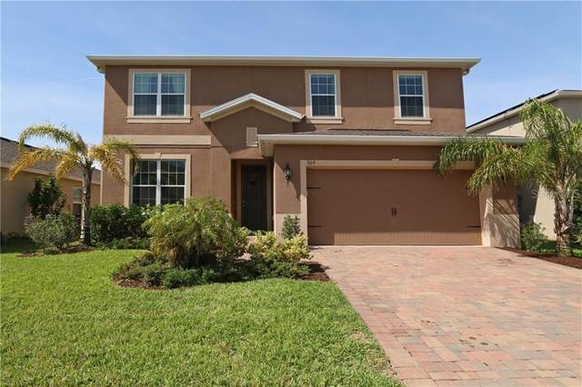 309 Summer Squall Road, Davenport, FL 33837 (MLS #O5859094) :: Team Bohannon Keller Williams, Tampa Properties