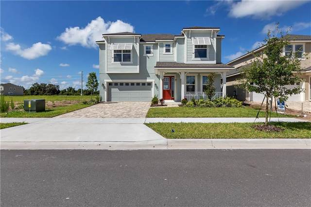 9032 Exploration Avenue Lot 52, Orlando, FL 32832 (MLS #O5860086) :: Bustamante Real Estate