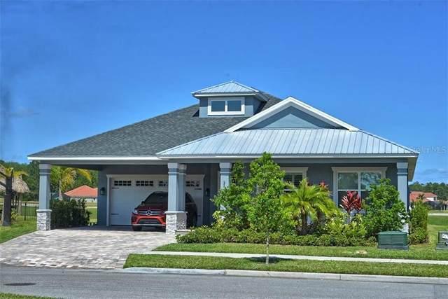 2944 Bella Flore Terrace, New Smyrna Beach, FL 32168 (MLS #O5862452) :: The Brenda Wade Team