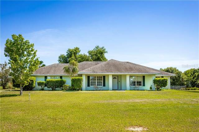 16320 SE 142ND Court, Weirsdale, FL 32195 (MLS #O5862771) :: The Figueroa Team