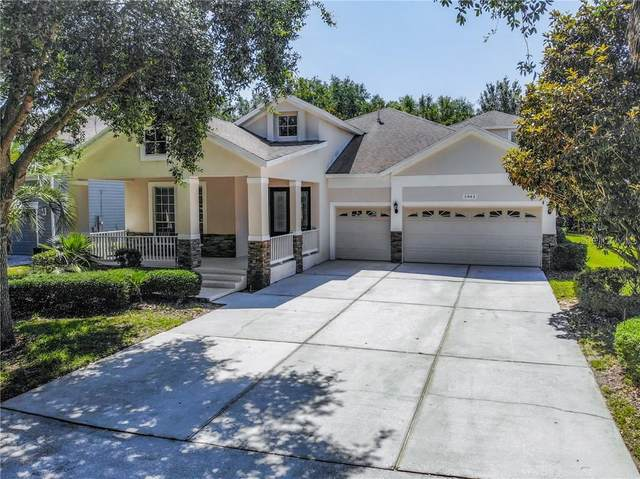 5963 Caymus Loop, Windermere, FL 34786 (MLS #O5862988) :: Griffin Group