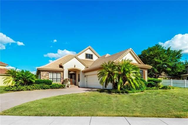 418 W Blue Water Edge Drive, Eustis, FL 32736 (MLS #O5863788) :: Your Florida House Team