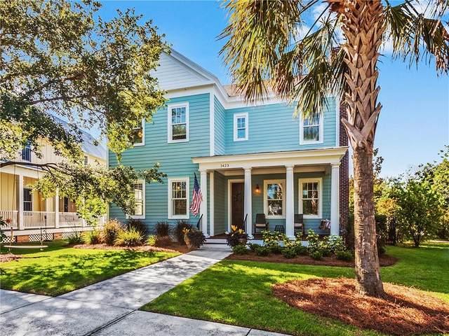 1423 Eastover Loop, Winter Garden, FL 34787 (MLS #O5863798) :: Bustamante Real Estate