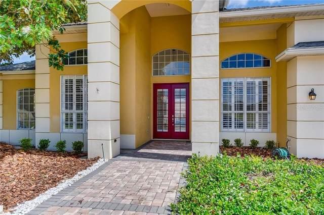 8138 Canyon Lake Circle, Orlando, FL 32835 (MLS #O5864912) :: Florida Real Estate Sellers at Keller Williams Realty