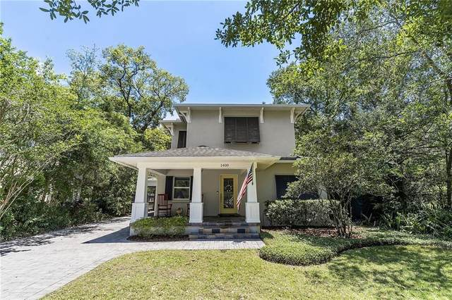 1400 Canterbury Road, Winter Park, FL 32789 (MLS #O5865749) :: Gate Arty & the Group - Keller Williams Realty Smart