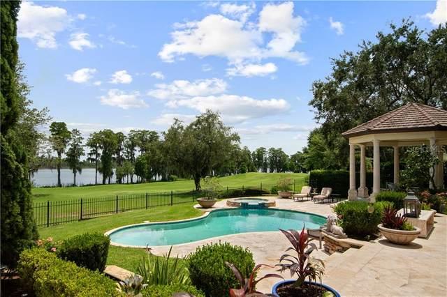 5305 Isleworth Country Club Drive, Windermere, FL 34786 (MLS #O5866407) :: Florida Real Estate Sellers at Keller Williams Realty