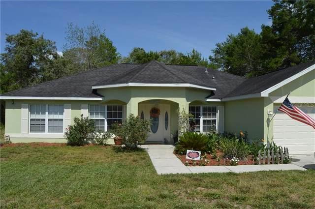12274 Filbert Road, Brooksville, FL 34614 (MLS #O5866507) :: Griffin Group