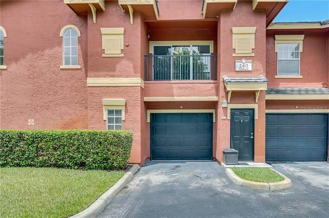 240 Villa Di Este Terrace #200, Lake Mary, FL 32746 (MLS #O5867038) :: The Figueroa Team